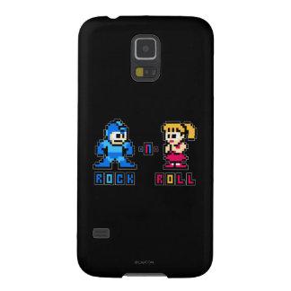 Rock-n-Roll Galaxy S5 Cover