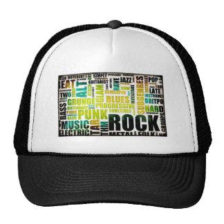 ROCK-N-ROLL GORRAS