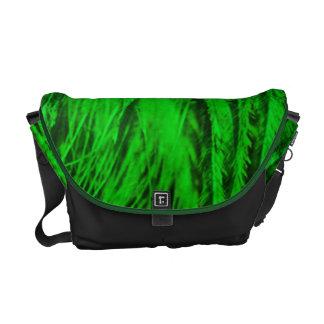 Rock n' Roll Green Beast Medium Messenger Bag