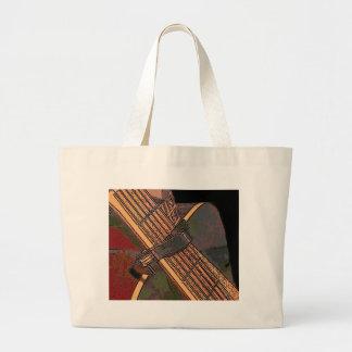 Rock 'N Roll Guitar Canvas Bag