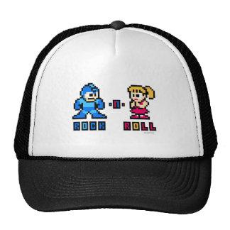 Rock-n-Roll Mesh Hat