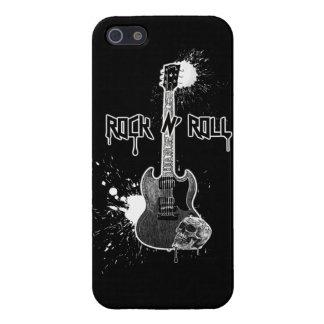 Rock N' Roll iPhone Case