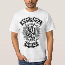 Rock N Roll Is Dead T-Shirt