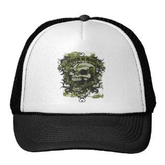 Rock n Roll is my Life Skull Trucker Hats