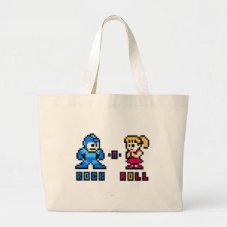 Rock-n-Roll Jumbo Tote Bag