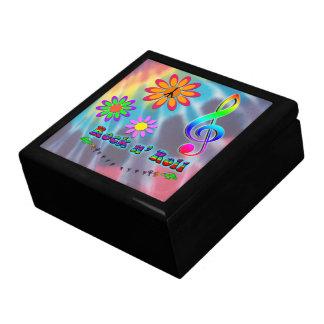 Rock n' Roll Keepsake Box