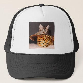 Rock n' Roll Kitty Trucker Hat