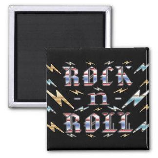 Rock-n-Roll Magnet