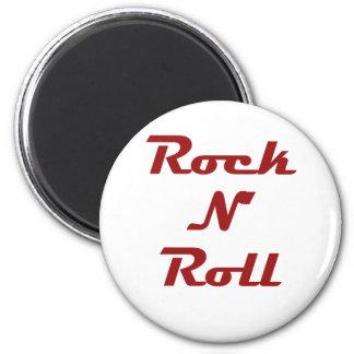 Rock N Roll Magnet