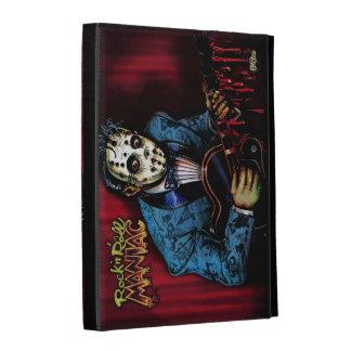 Rock n Roll Maniac Rockabilly iPad Cases