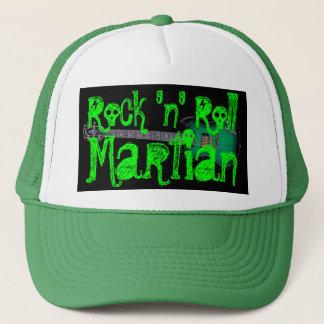 Rock 'n' Roll Martian Trucker Hat