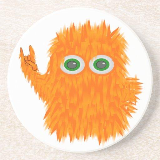 Rock N Roll Monster Drink Coasters