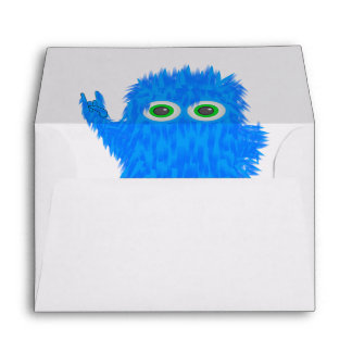 Rock N Roll Monster Envelope