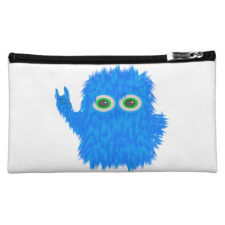 Rock N Roll Monster Makeup Bag