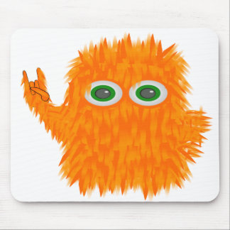 Rock N Roll Monster Mouse Pad