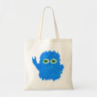 Rock N Roll Monster Tote Bag