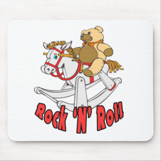 Rock 'n' Roll Mouse Pad