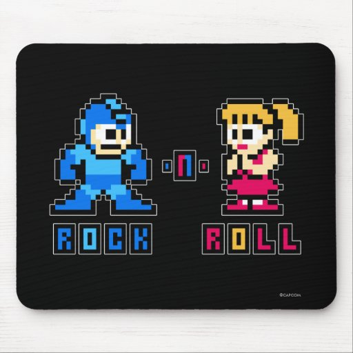 Rock-n-Roll Mouse Pads