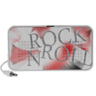 Rock N Roll Mp3 Speaker