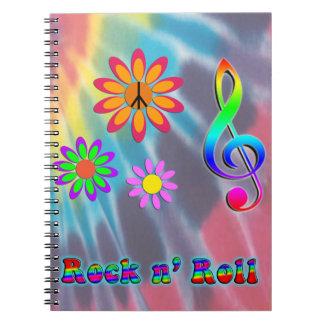 Rock n' Roll Notebook