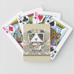 Rock 'N' Roll Panda Deck Of Cards
