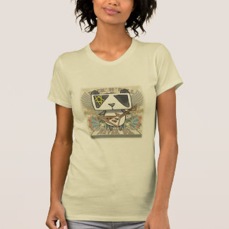 Rock 'N' Roll Panda T-Shirt