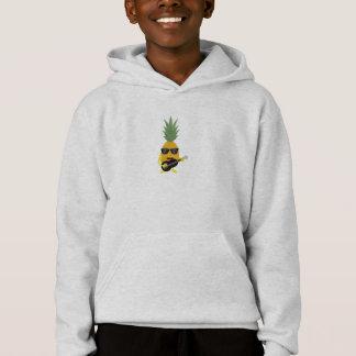 Rock 'n' Roll Pineapple Hoodie