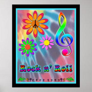 Rock n' Roll Poster