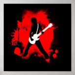 Rock 'n' Roll Poster
