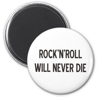 Rock 'n' Roll Products & Designs! Fridge Magnets