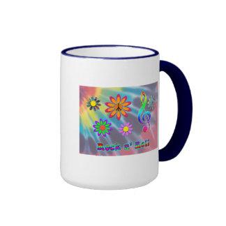 Rock n' Roll Ringer Mug