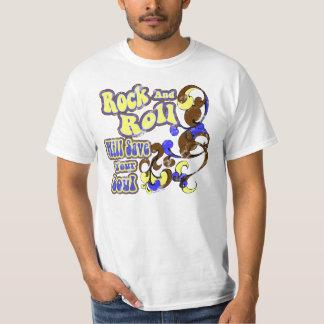 Rock N Roll Saves T-Shirt