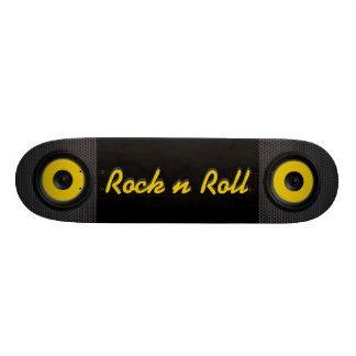 Rock n Roll Skateboard
