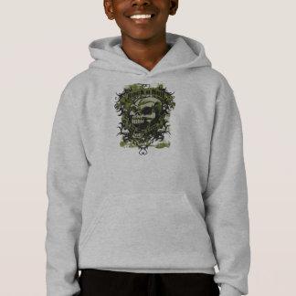 Rock n Roll Skull Hoodie