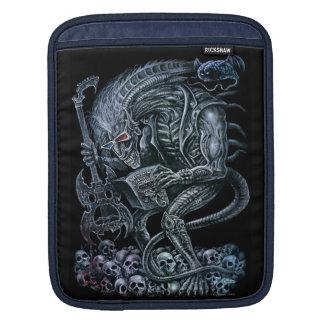 Rock 'n' Roll Space Monster iPad Sleeve