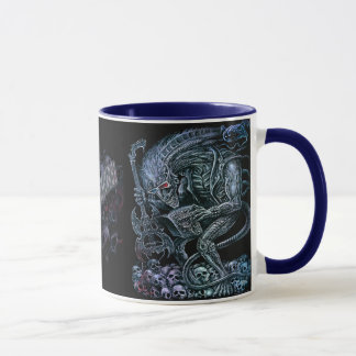 Rock 'n' Roll Space Monster Mug