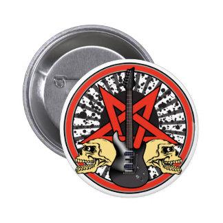 Rock n Roll Star Buttons