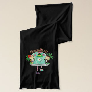Rock 'n' Roll Wallclock Scarf