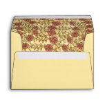 Rock 'n' Roll Wedding (Roses) Envelopes