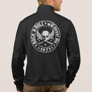 Rock n Roll Will Never Die Jacket