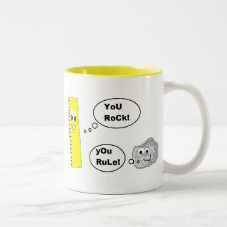 Rock 'n' Ruler Mug