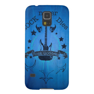 Rock Never Dies - For Music Fans Case For Galaxy S5