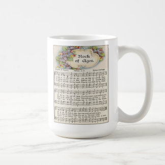 Rock of Ages Classic White Mug