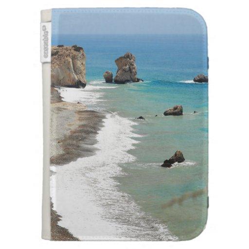 Rock Of Aphrodite, Cyprus Kindle 3G Case