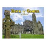 Rock of Cashel, Ireland Postcard