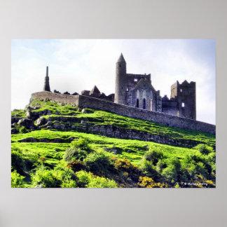 Rock of Cashel Print