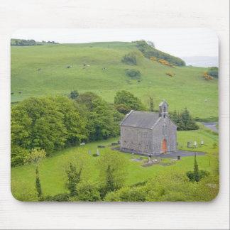 Rock of Dunamase, Ireland. Views of and around Mouse Pad