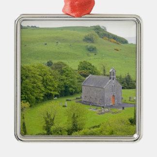 Rock of Dunamase, Ireland. Views of and around Christmas Tree Ornament