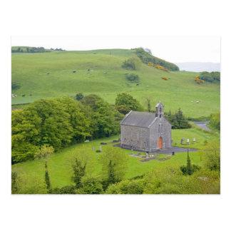 Rock of Dunamase, Ireland. Views of and around Postcard