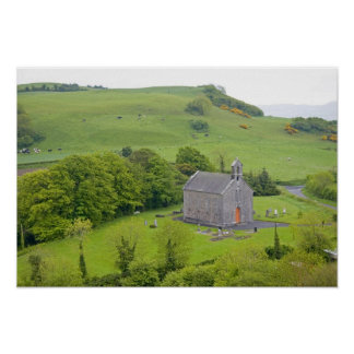 Rock of Dunamase, Ireland. Views of and around Poster